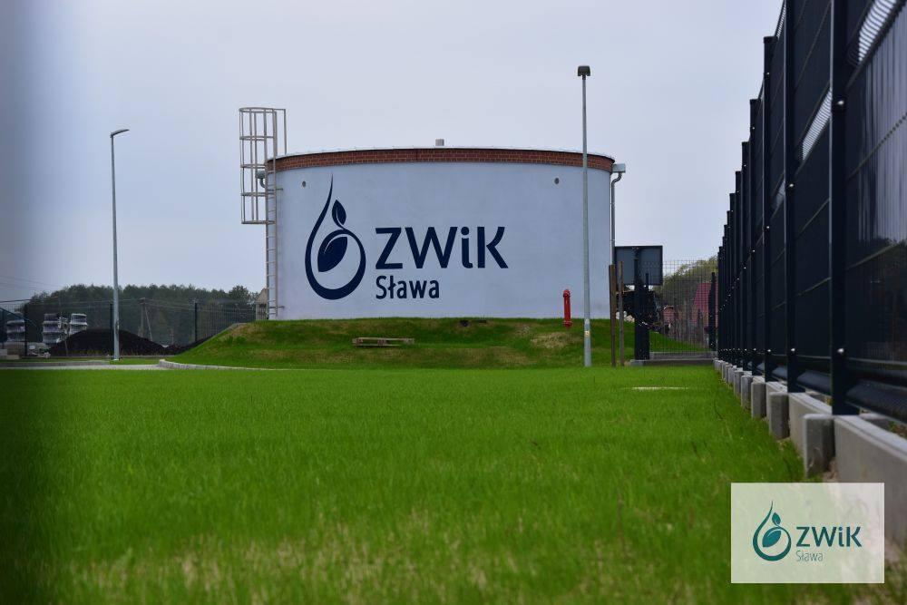 Stacja Uzdatniania Wody - Kuźnica Głogowska.